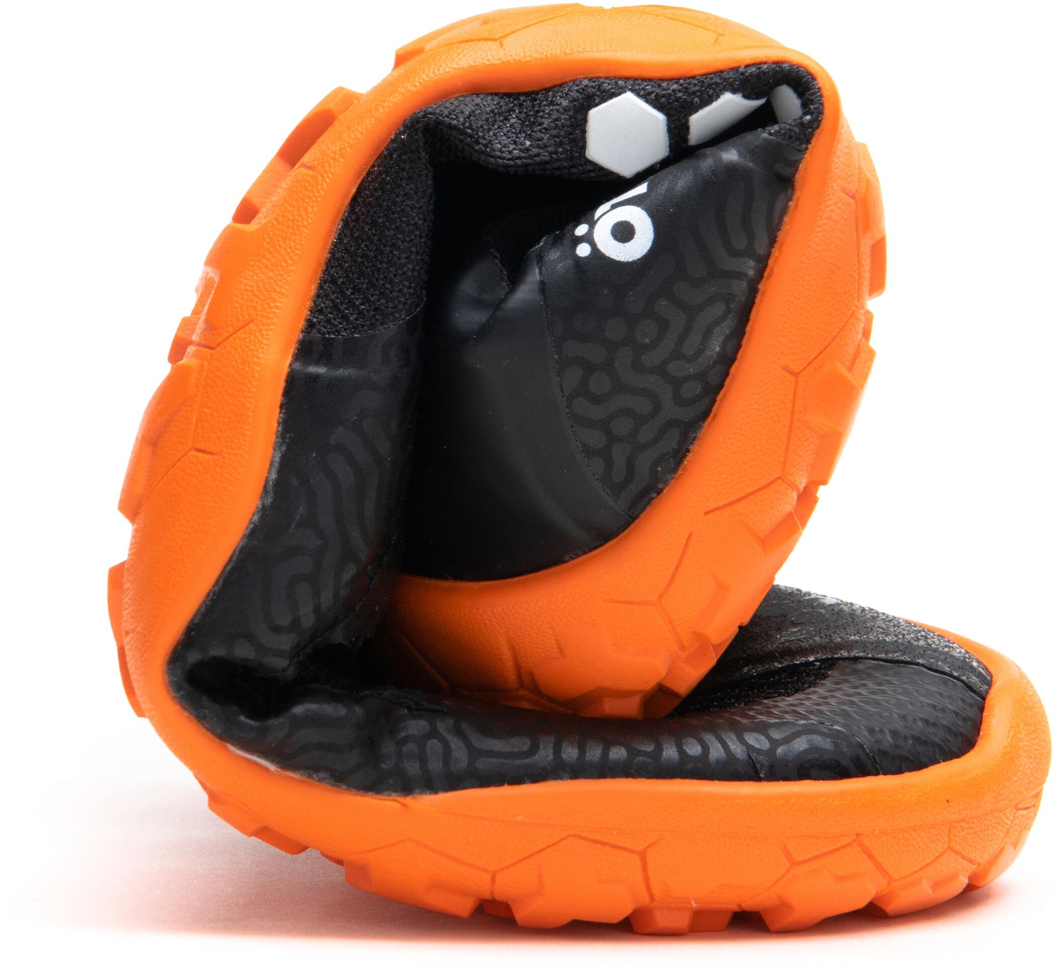 7dd8675b74ba1a Vivobarefoot Primus Swimrun FG Mesh - Chaussures running Homme - orange/noir